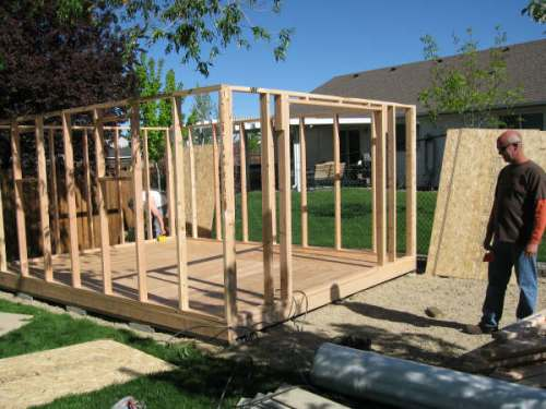 How We Build Good Looking Sheds And Why They Will Last