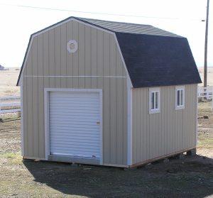 Tall Barn Design