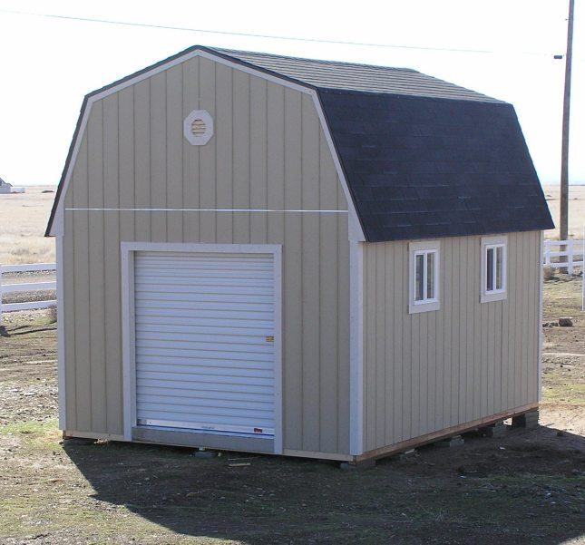 12 x 16 barn style shed plans rachael edwards for Barn style storage building plans